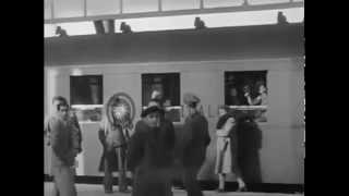 ایستگاه راه آهن تهران _ بازگشت پناهندگان لهستانی بعد از پایان جنگ