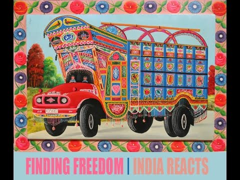 FINDING FREEDOM | INDIA REACTS