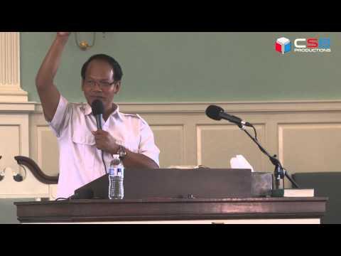 Sermon - Evan Tial Uk
