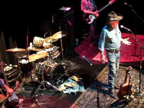 Billy Joe Shaver at The Kessler Theater in Dallas, Texas