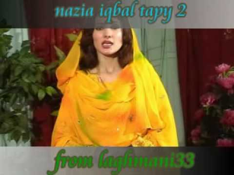 Nazia Iqbal Nice Tapy Part 2 video