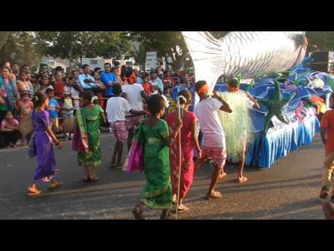 VIVA CARNIVAL DE GOA 2016 PANJIM GOA - 10  VOTE FOR AAM AADMI Party