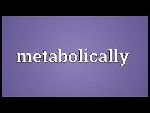 Header of metabolically