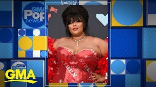 Lizzo tops Billboard Chart for 3rd week in a row | GMA