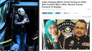 MACC chief on viral video: It's a slur to discredit me