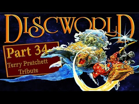 video thumbnail: Terry Pratchett's Discworld - Part 34 - The palace...