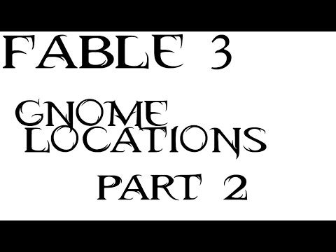 Fable 3: Gnomes 50/50 - Part 2