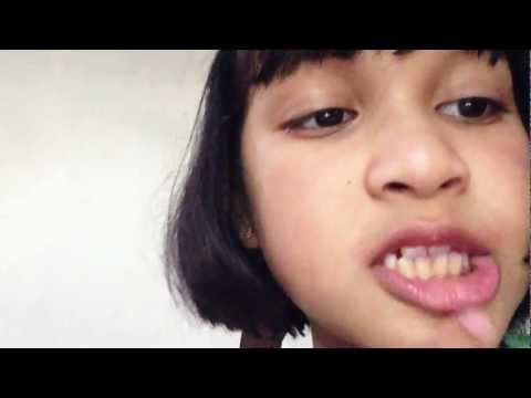 9 Year Old Sri Lankan Girl Sing Call Me May Be video