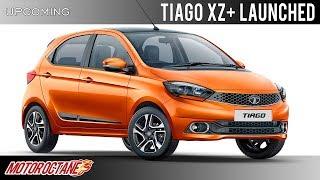 Tata Tiago XZ+ LAUNCHED | Hindi | MotorOctane