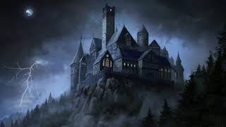 Dark castle orchestral synth theme