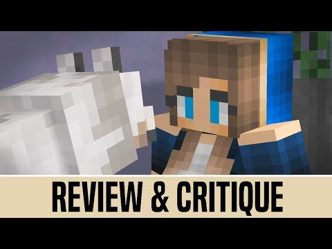 Pet Life Minecraft Animation Compilation - Review & Critique