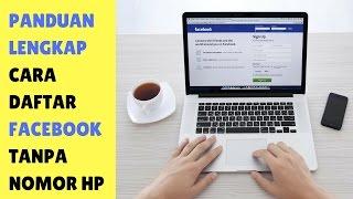 download lagu Cara Mendaftar Facebook Tanpa Nomor Hp gratis