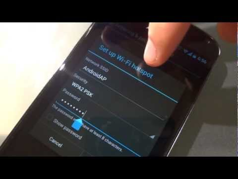 Nexus 4 hotspot - No Root Necessary