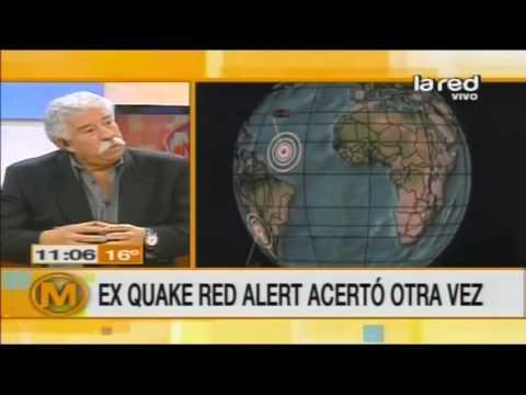 Nuevos temblores en Chile confirmarían pronósticos de Aroldo Maciel