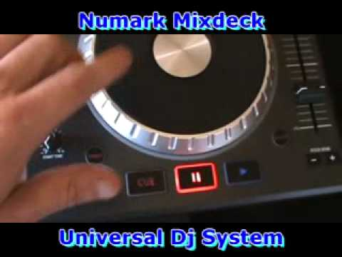 Numark Mixdeck Parte2
