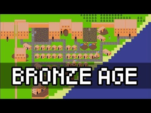 Bronze Age - Old School Sandbox Building! - Let's Play Bronze Age Gameplay