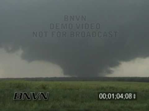 5/10/2003 Lima IL Wedge Tornado Video