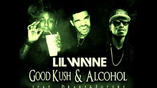 Lil wayne - Love me (Good Kush and Alcohol) INSTRUMENTAL feat drake and future FREE D/L