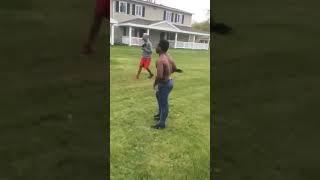 PortHuron fight
