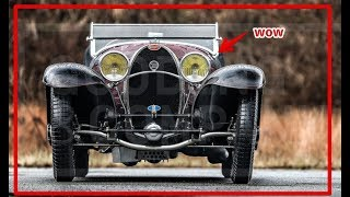 [Hot news 2017] 1932 Bugatti Type 55 I First built 1931 Bugatti Type 55 could fetch $5 million at au