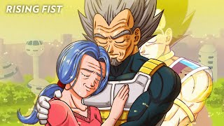 Vegeta & Bulma's FINAL Moments | Full Story
