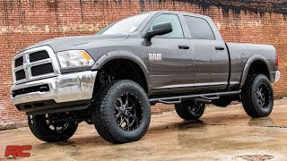 2014-2016 Ram 2500 5-inch Suspension Lift Kit by Rough Country