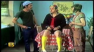 Chaves - A Doença Do Quico (Semelhante) 1974