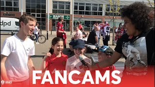 FANCAMS: United Women 7 Crystal Palace Ladies 0!