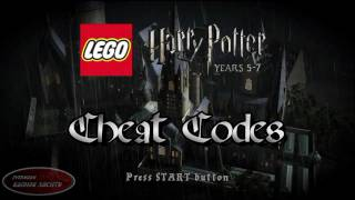 Lego: Harry Potter Years 5-7 - Cheat Codes