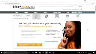 How to Get Your BlackTradeLines Referral Code - Referral Program Earn $5 per referral Tutorial #4