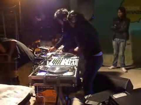 dj Lesly en vivo evento misquilli tisaleo sonido megatron mix