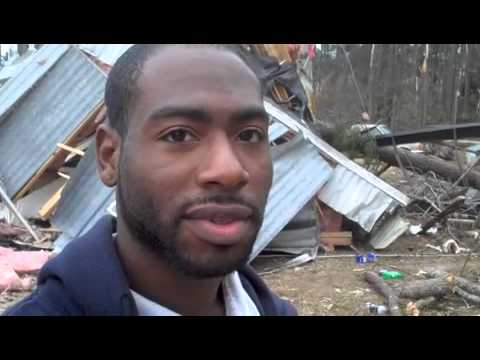 Tornado Survivors Speak
