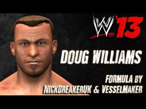 WWE '13 Doug Williams CAW Formula By NickBreakerUK & VesselMaker