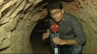 Inside the tunnel engineered for the hi-tech PNB robbery in Haryana