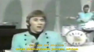YOUNG GIRL (subtitulada Español) Gary Puckett & The Union Gap