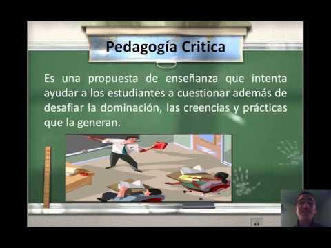 pedagogia critica tics
