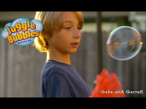 Juggle Bubbles - Bounce Bubbles Without Popping Them!