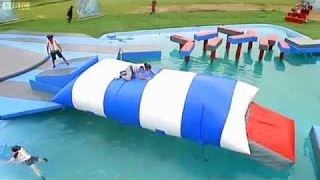 Total Wipeout - Series 3 Episode 12 (Celebrity Special)