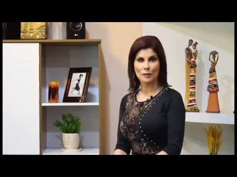 Como decorar tu sala con olga zumar n youtube for Como puedo decorar mi sala