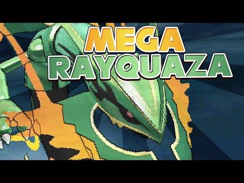 Mega Rayquaza Trailer Analysis   Pokémon Omega Ruby and Alpha Sapphire!