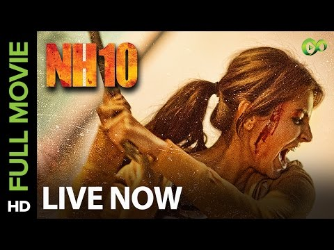 NH10 | Full Movie On Eros Now | Anushka Sharma