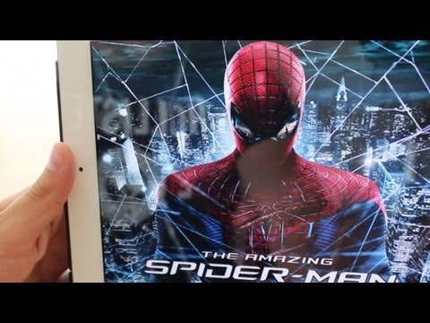 AppQuest - The Amazing Spider-Man (iOS App Review & Gameplay) iPad, iPod Touch, iPhone