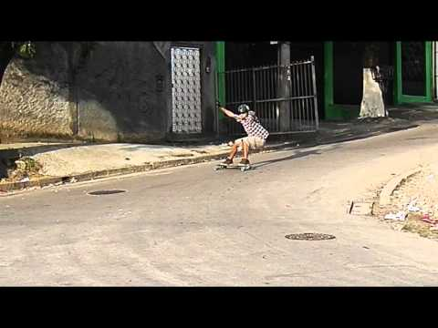 Longboarding: Luiz Gustavo Cunha pace of the northern Rio