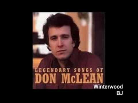 Don Mclean - Winterwood