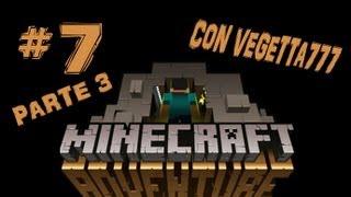 MineCraft Xbox360 - De Aventuras #7 Con Vegetta777 Parte 3