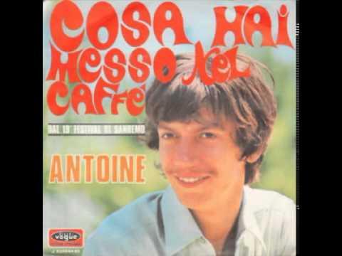 Venite con noi – Antoine (1969)