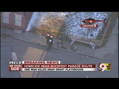 Chopper 9: Police investigate homicide