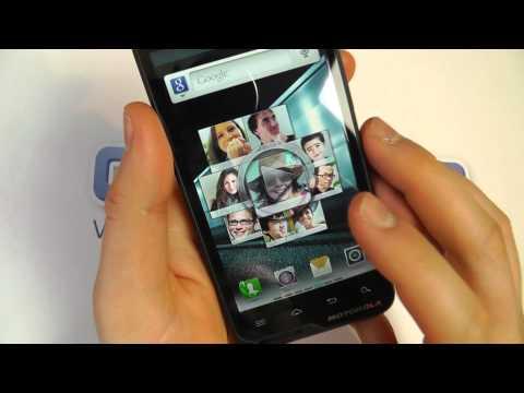Motorola MOTOLUXE Unboxing