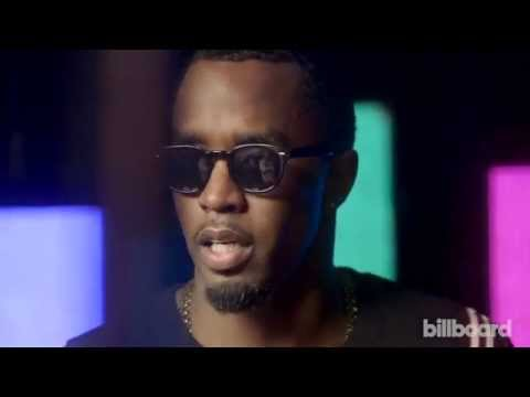 Puff Daddy at iHeartRadio Music Fest 2015 on Performing: 'I'm the Ringmaster'