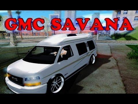 GMC Savana